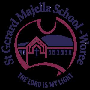 St Gerard Majella logo